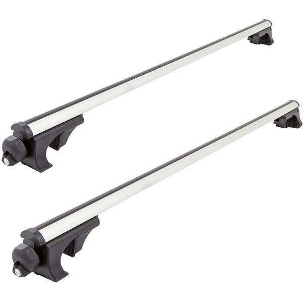 Locking Aluminum Roof Cross Bars