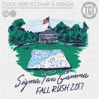 Sigma Tau Gamma   ΣTΓ   Fall Rush   Fraternity Rush   Rush Shirt   TGI Greek   Greek Apparel   Custom Apparel   Fraternity Tee Shirts   Fraternity T-shirts   Custom T-Shirts