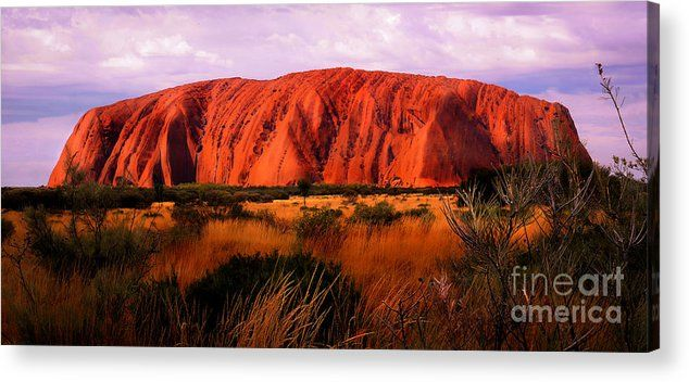 First Light, Uluru. REMOTE - RAW - UNTOUCHED - RICH VIBRANT COLOURS. That is pure Outback Australia! Our Top 20 iconic Outback images.  Outback Australia images.  Red soil sand dunes, long stretches of straight roads, remote cattle stations. Visit my photo gallery and get a beautiful Fine Art Print, Canvas Print, Metal or Acrylic Print. 30 days money back guarantee on every purchase so don't hesitate to bring some 'OUTBACK' in your home or office!