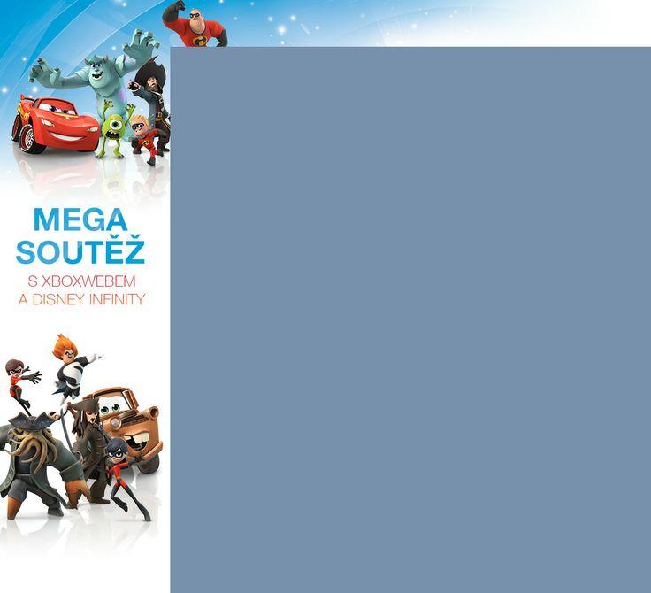 Disney Infinity web Background