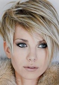 Short Asymmetrical Hairstyles