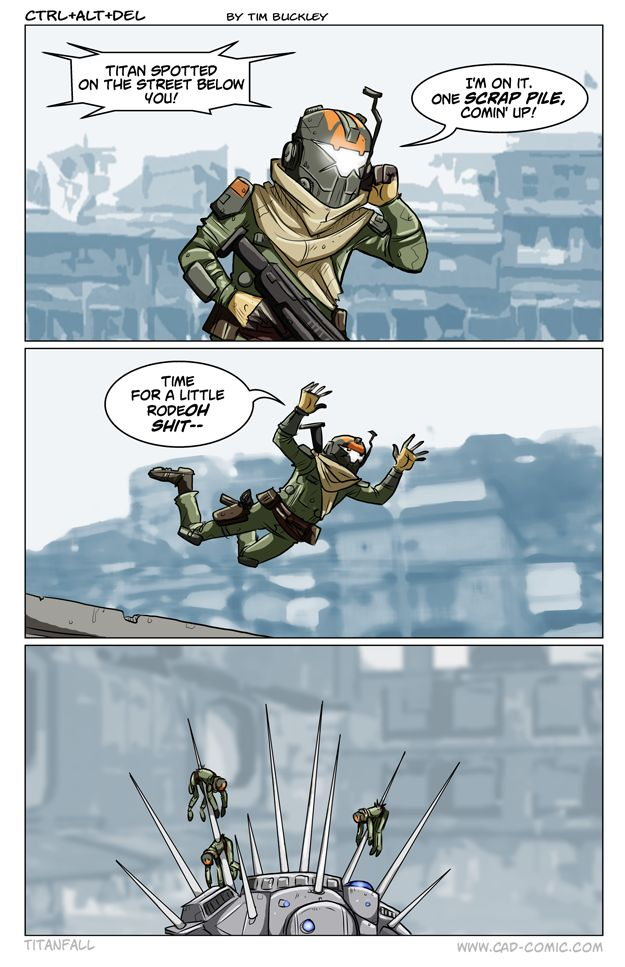 10 best Titanfall images on Pinterest | Funny things ...