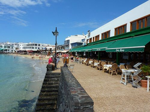 Playa Blanca, Lanzarote Pictures, Photos and Images | Canary Islands Travel Guide