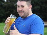 Drinker with FIVE kidneys celebrates having no hangovers