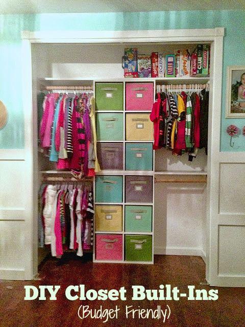 One Thrifty Chick: Quick Fix Closet Organization