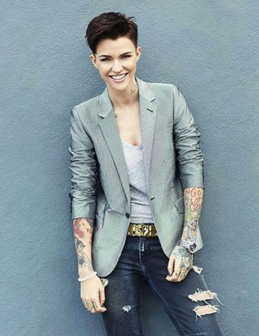 Ruby Rose - Beautiful woman!