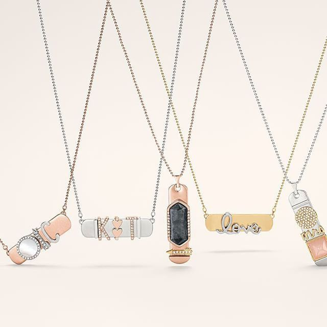Countless ways to customize these stunning pendants. #newarrivals #KeepCollective