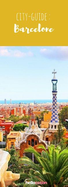 Que faire à Barcelone ? 15 city guides pour des vacances à Barcelone #voyage #roadtrip #vacances #espagne #barcelone