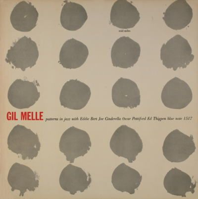 PATTERNS IN JAZZ,  GIL MELLE.  Blue Note Records