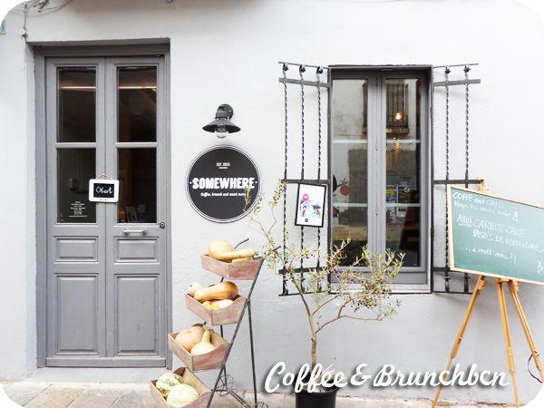 Brunch in Sant Cugat–Somewhere Cafe-Exterior