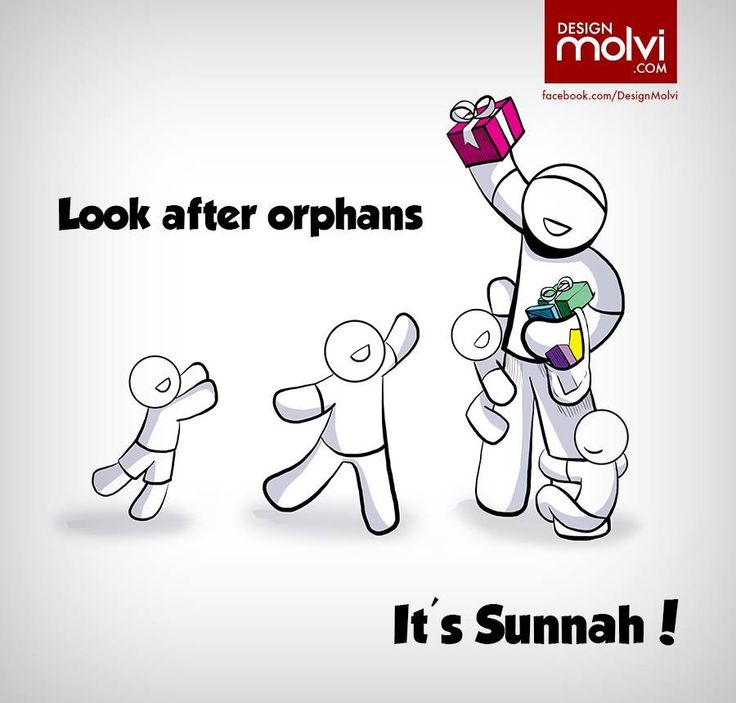Sunnah - Look after orphans