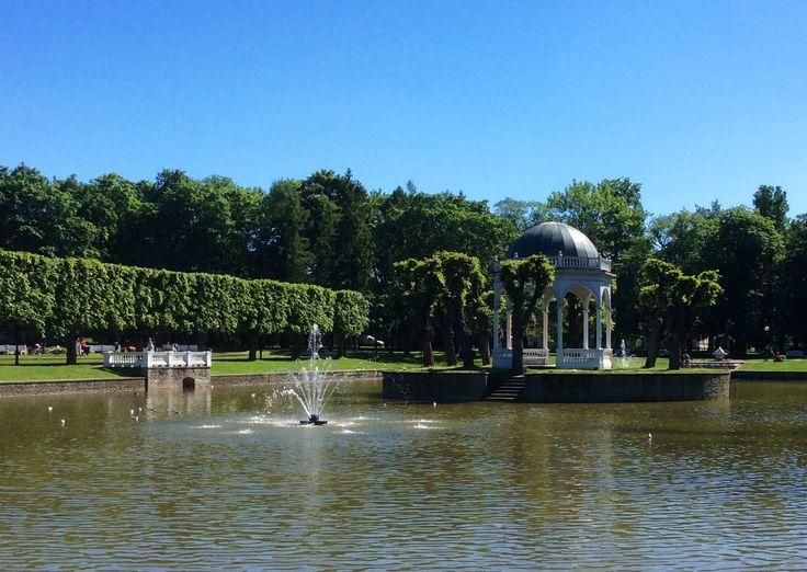 il parco a Kadrioru