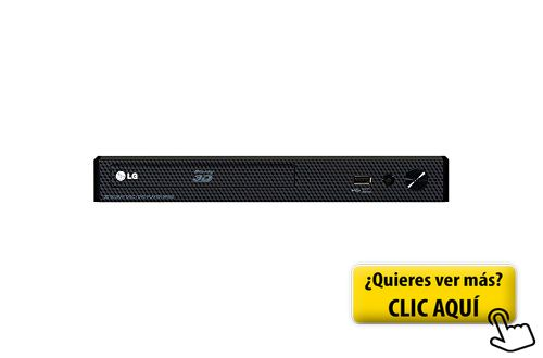 LG BP556 - Reproductor de Blu-ray 3D (USB - Plus,... #blueray