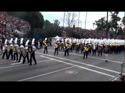 From Kaysville, UT  Davis High School Marching Band performing at the 124th Annual Pasadena Tournament of Roses Parade on Tuesday, January 1st 2013.  THIS WAS US!