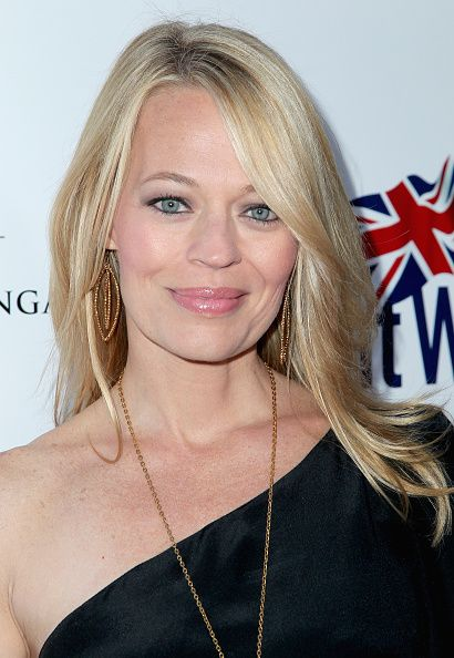 Actress Jeri Ryan arrives at the 9th Annual BritWeek launch party at the British Consul General's Residence on April 21 2015 in Los Angeles California