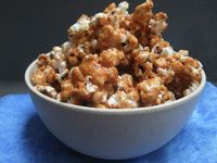 Amy Sherman's Popcorn Crunch - ActiFry Recipe - Sweet and Salty Snacks