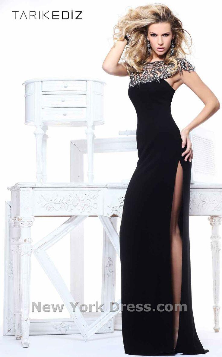 Tarik ediz evening dress 92211