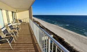 Groupon - Stay at The Summit Beach Resort in Panama City Beach, FL, with Dates into October in Panama City Beach, FL. Groupon deal price: $95
