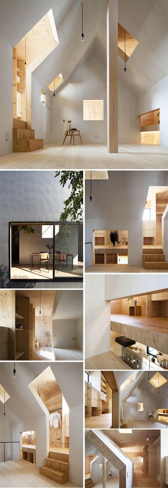 sin pecado concebida: Home, House, Mastyl Architects