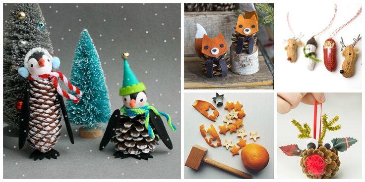 A Karácsony nem csak az egyik legszebb ünnepünk, hanem egyben a legillatosabb is! Ha szeretnétek egész télen érezni az otthonotokban azt a meghitt és kellemes illatot, amit a Karácsonyfa körül szoktunk, akkor használjatok minél több természetes alapanyagú dekorációt.     A legjobb, ha a hétvégén sétáltok egy nagyot egy...