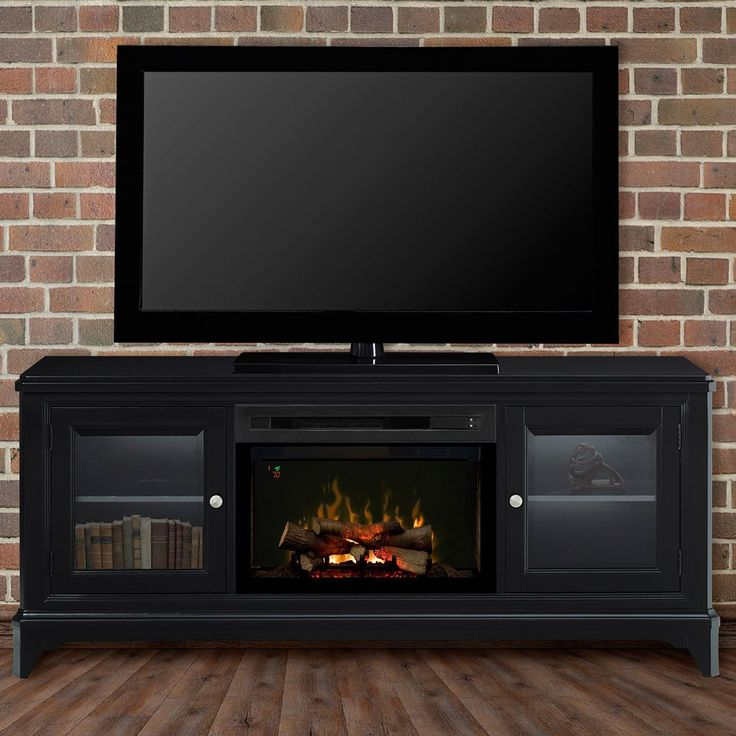 Fireplace Design black entertainment center with fireplace : The 25+ best Fireplace entertainment centers ideas on Pinterest