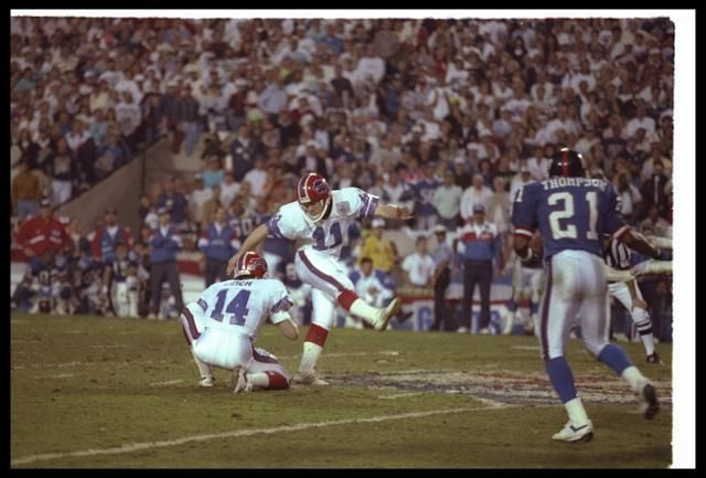 Beware Of Tidy Success Narratives -- In Pharma, And In Life  On a fateful January day in 1991, 30 year old Scott Norwood took a deep breath and lined up the kick of his life - an opportunity to win Super Bowl XXV for coach Marv Levy and the Buffalo Bills, who were trailing Bill Parcells' New York Giants 20-19 ...