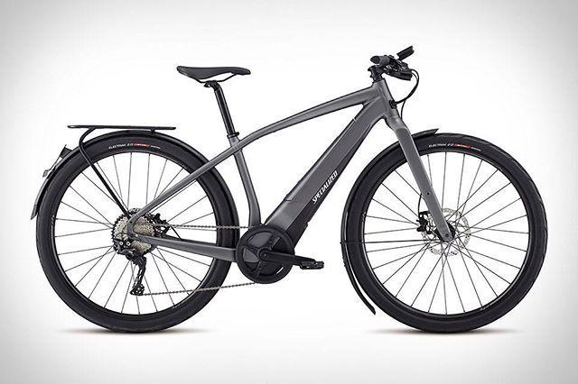 Specialized Men's Turbo Vado 5.0 Sade Tasarımlı Elektrikli Bisiklet