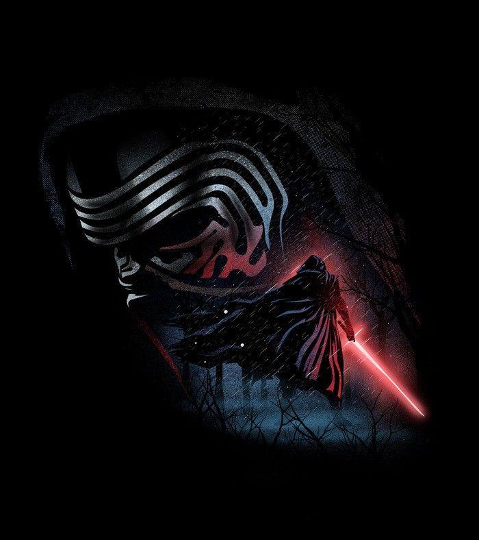 The Force Awakens by Dan Elijah G Fajardo #starwars