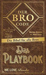 Der Bro Code, Das Playbook Buch portofrei bei Weltbild.de