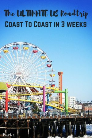 The ULTIMATE US Roadtrip Coast-to-Coast in 3-4 Weeks (Part 1)