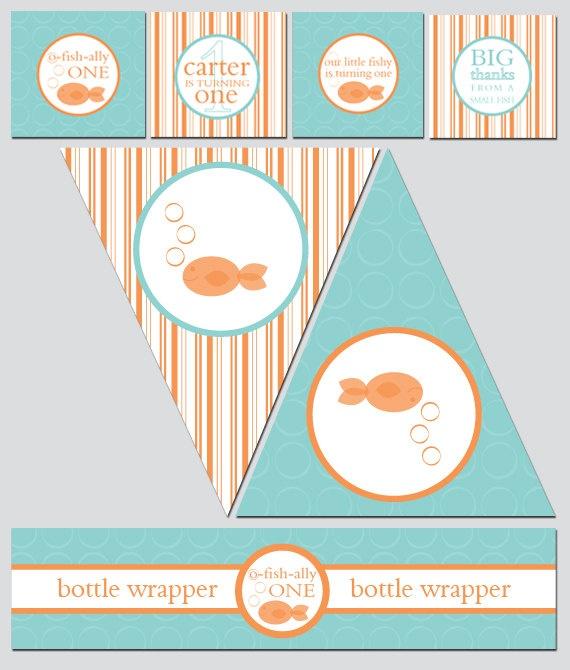 Best 25 Goldfish party ideas on Pinterest Swim party favors