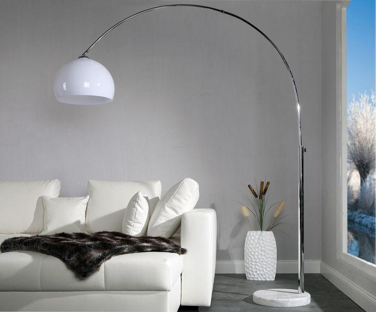 Booglamp vloerlamp - Big Lounge | Lampen - Retro verlichting | Design meubels, Retro verlichting & cadeaushop, Space Age new vintage