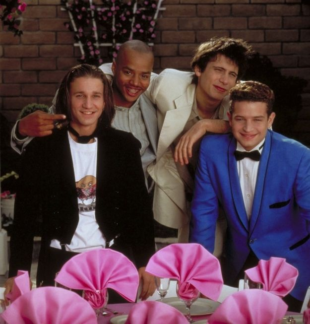 """The cutest boys at Bronson Alcott. 