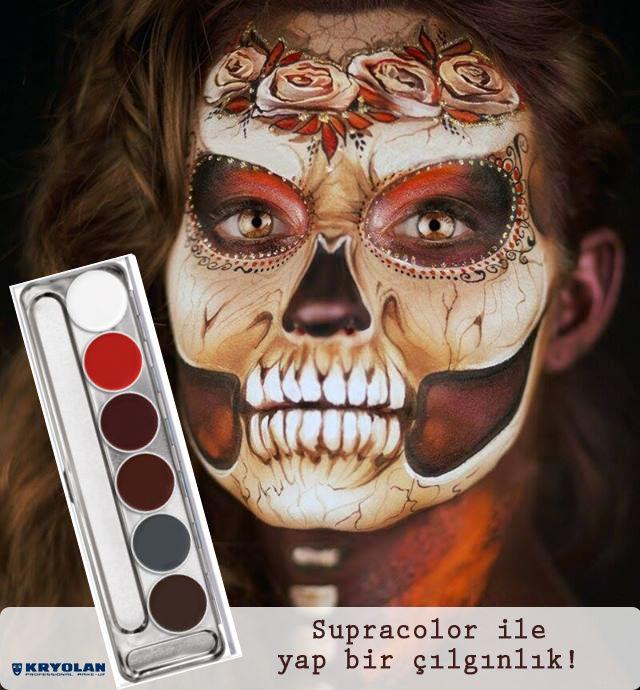 25 best Kryolan Halloween 2014 Make-up images on Pinterest ...