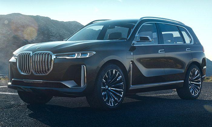 BMW X7 iPerformance ukazuje luxusní směr značky