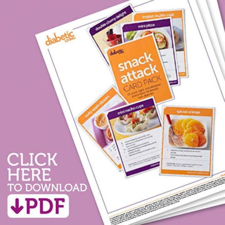 159 Best Diabetic Snacks Images On Pinterest