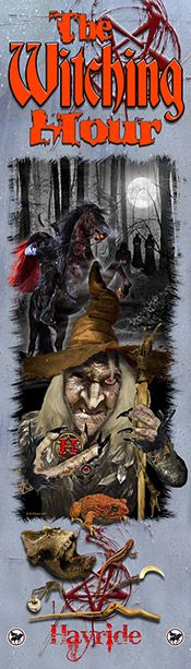 Headless Horseman Hayrides and Haunted Houses - http://www.headlesshorseman.com - Ulster, NY