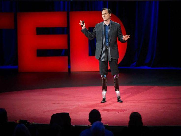 Hugh Herr: The new bionics that let us run, climb and dance | Talk Video | TED