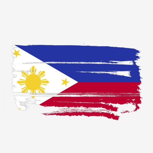 Philippines Flag Transparent With Watercolor Paint Brush Philippines Philippines Flag Philippines Flag Vector Png Transparent Clipart Image And Psd File For Philippine Flag Flag Art Flag Vector