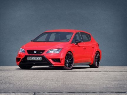 2014 #Seat #Leon #Cupra by #JEDesign