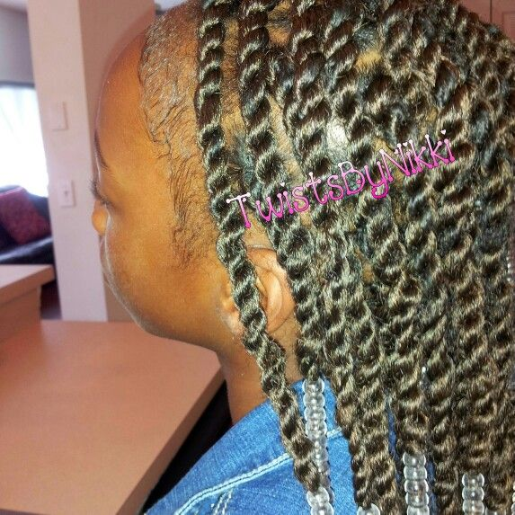 Twists Amp Beads Using My Rubber Band Method Fb