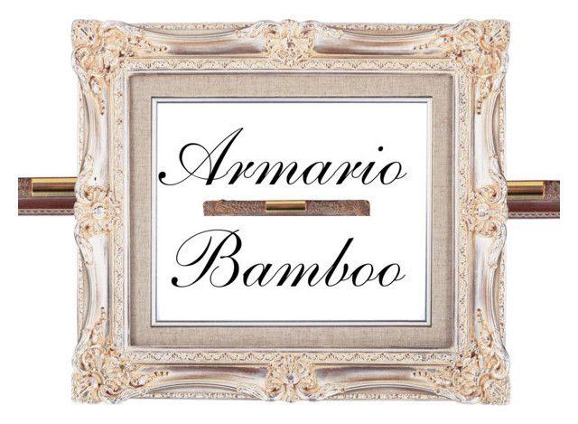 """Log Armario Bamboo"" by daniela-paz-rojas-arce on Polyvore featuring moda"