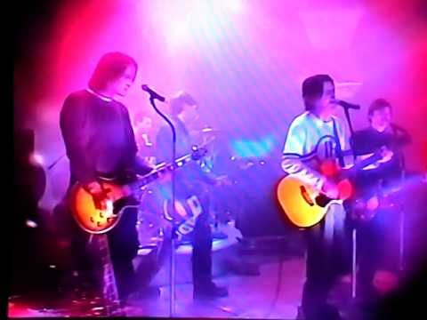 These days- Powderfinger (live on Good News Week)
