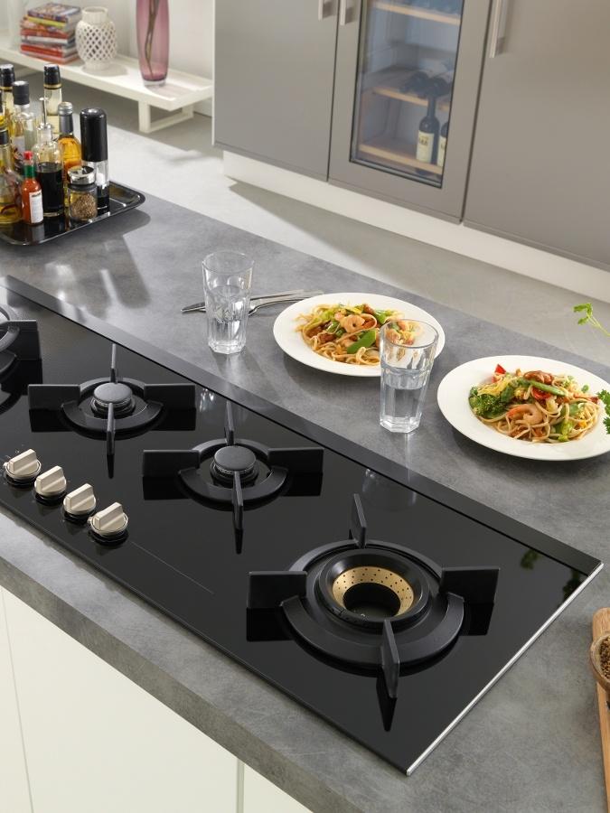 22 best High Tech Kitchens images on Pinterest | Beautiful kitchen ...