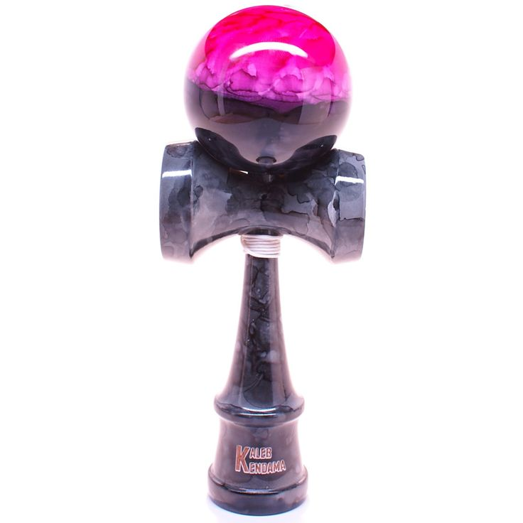 Mars Marble Kendama - Full from Kaleb Kendama