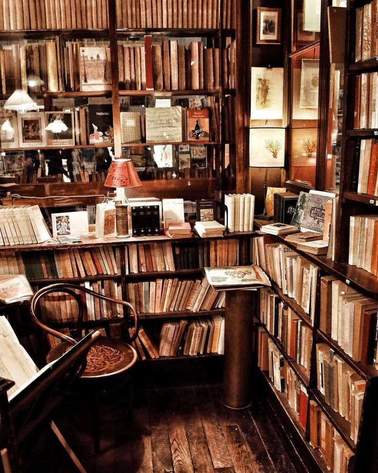 The perfect setting for reading and books