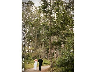 Mendocino Coast Botanical Gardens Wedding Venues Fort Bragg Weddings North Coast 95437 Wedding