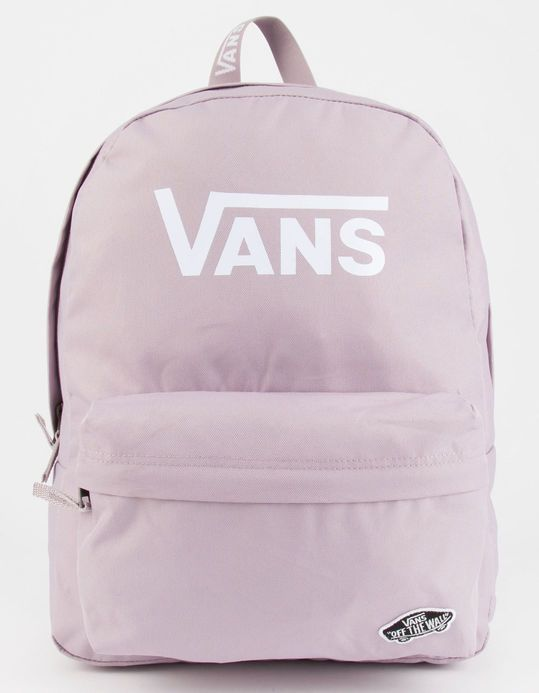 VANS Sporty Realm Backpack | Vans bags, Vans school bags