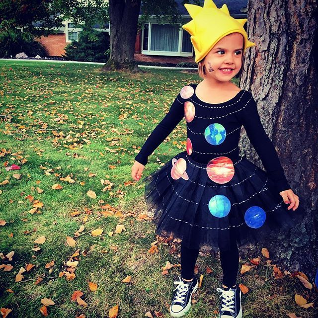 Hope your Halloween was out of this world!! solarsystem
