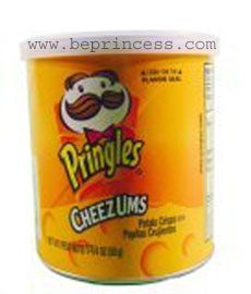 Pringles Cheez Ums 1.75 oz Cans